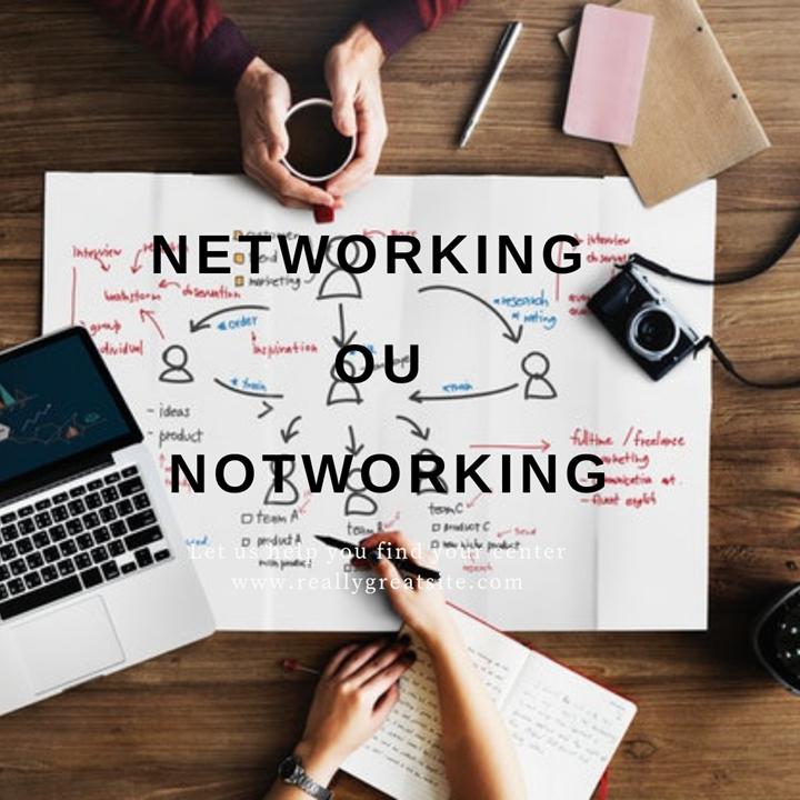 O que é networking - Lula Moura