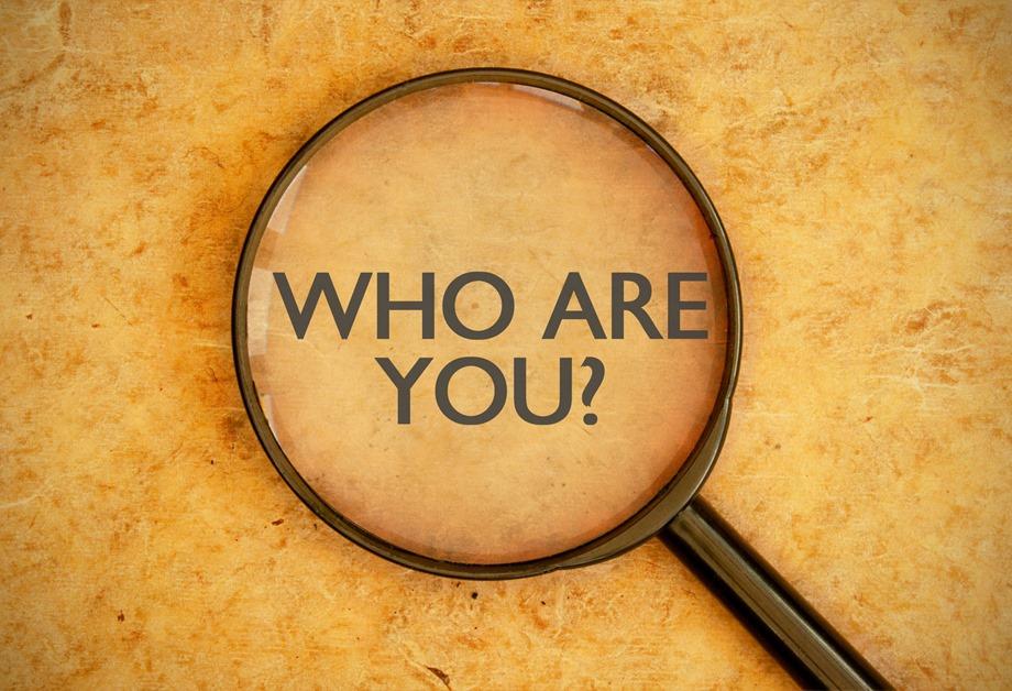 Você sabe quem é você?